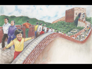 Great Wall of China ng