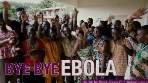 bye bye ebola