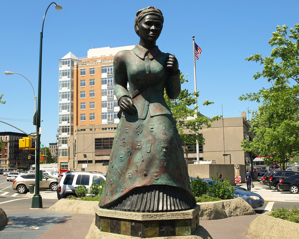 Harriet Tubman has three statues and her face will be on ...