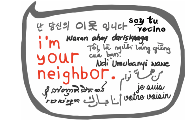 Im your neighbor