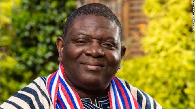 Goldman Environmental Prize 2019 recipient: ALFRED BROWNELL, Africa.