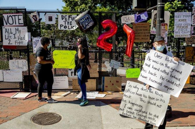 America_Protests_Washington_86166